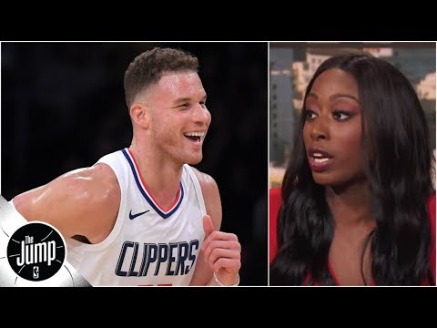 Why Blake Griffin is -- and isn't -- the greatest Clippers player ever | The Jump
