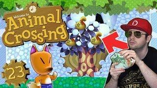 Mein GELD wächst auf BÄUMEN 🍂 ANIMAL CROSSING #23