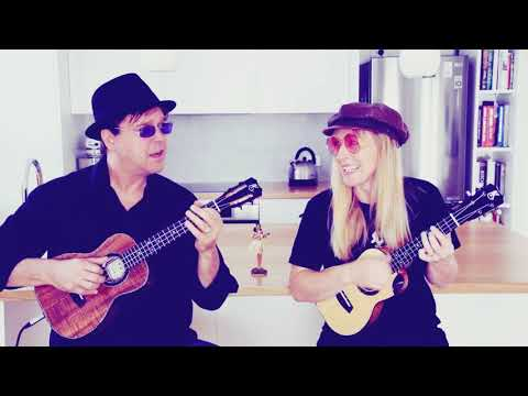Happy Together (The Turtles cover) Ukulele Duo