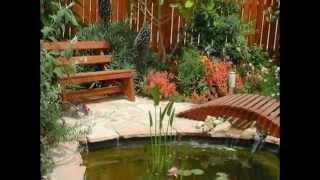 Поделки из дерева для сада (51 фото): особенности садовых деревянных изделий, фото и видео