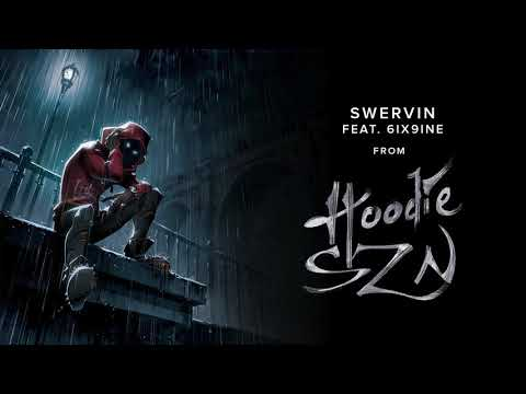 A Boogie Wit Da Hoodie - Swervin feat. 6ix9ine [Official Audio]
