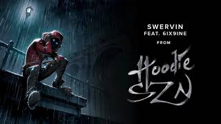 Gambar cover A Boogie Wit Da Hoodie - Swervin feat. 6ix9ine [Official Audio]