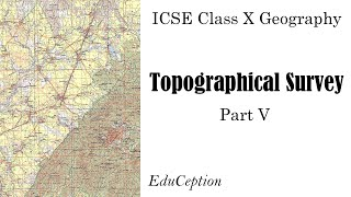 topography questions