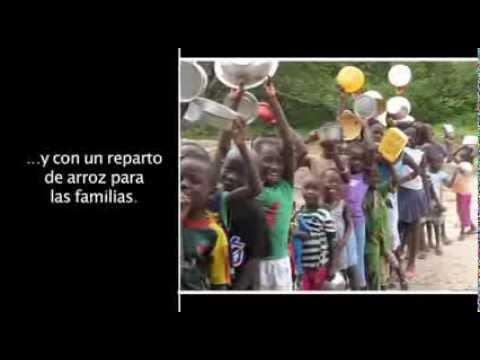 VIDA DE UN NIÑO EN DEMBANJE (GUINEA BISSAU)