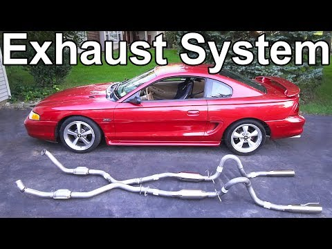 Thumbnail: Does a Performance Exhaust Increase Horsepower? (How to Install an Exhaust System)