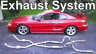Does a Performance Exhaust Increase Horsepower? (How to Install an Exhaust System) thumbnail