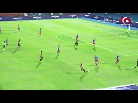 Highlight Gol Perlawanan JDT [4 - 0] Sarawak - Peringkat Kumpulan Piala Malaysia 2017