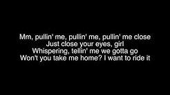 Regard- Ride it Lyrics