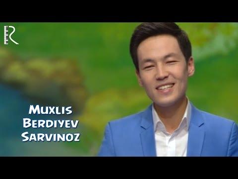 Muxlis Berdiyev - Sarvinoz | Мухлис Бердиев - Сарвиноз #UydaQoling