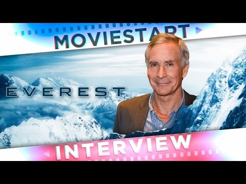 EVEREST - Bergsteiger David Breashears im Interview