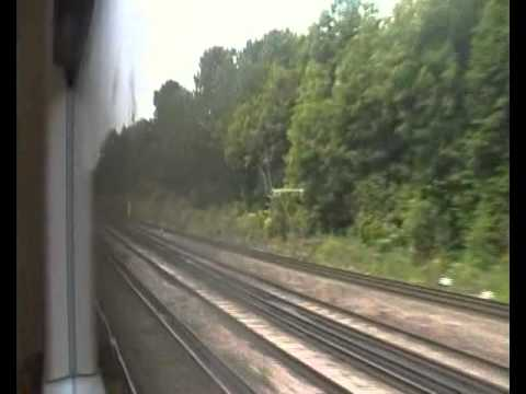 Whitechapel To West Croydon Part 3, Onboard 9C25, 378135 (29th July 2011)