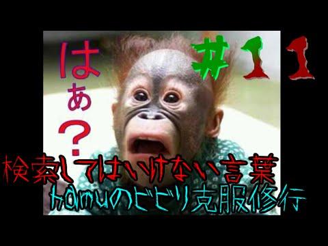 【検索してはいけない言葉】hamuのビビり克服修行part11