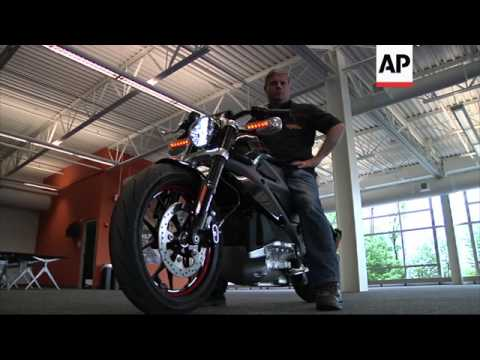 Harley-Davidson Produces Its First Electric Motorcycle For Test Drives In US, But No Sales Planned Y
