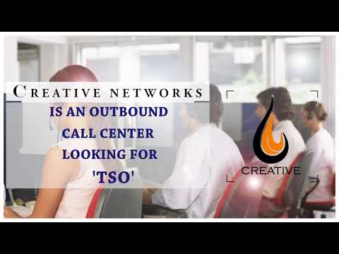 Creative Networks - Call Center - Bangalore