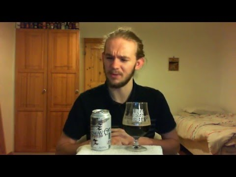 Beer Review #712: Crazy Mountain Brewing Co. - Snow Cat (CO, USA)