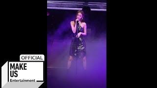 "[4K] 선미(SUNMI) Official - Black Pearl 세로 직캠 (""WARNING"" Showcase)"