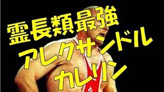 【カレリンズ・リフト】アレキサンドル・カレリン霊長類最強伝説