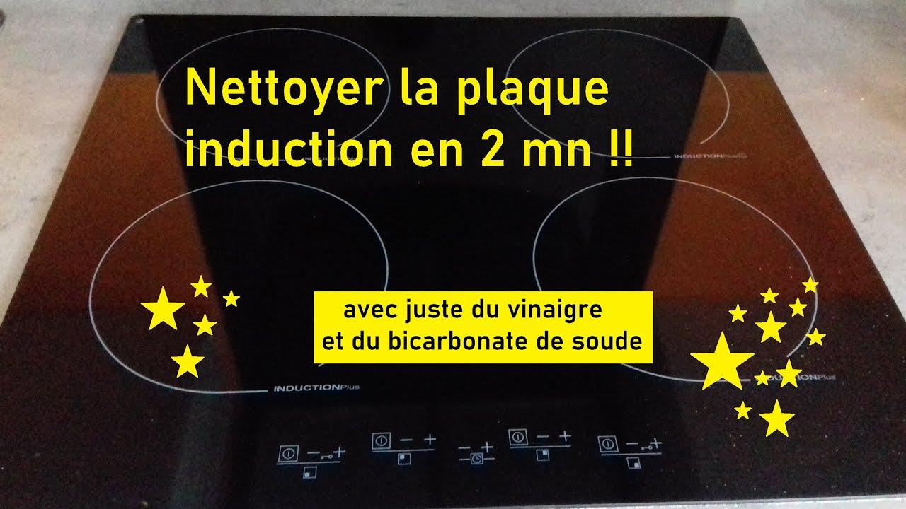 Produit Pour Nettoyer Vitroceramique comment nettoyer la plaque induction sans produits nocifs