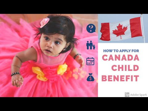 Canada Child Benefit For New Immigrants| Family Benefits | Life In CANADA