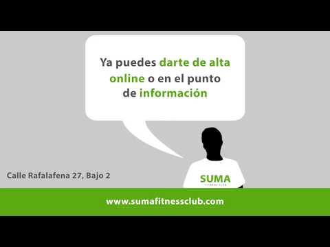 Apertura inscripciones SUMA Fitness Club Rafalafena