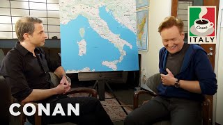 Outtakes From Conan & Jordan's Planning Meeting thumbnail