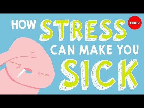 How stress affects your body Sharon Horesh Bergquist