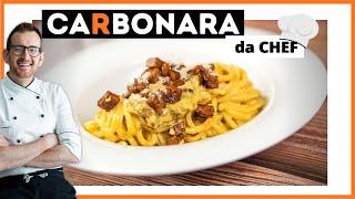 Carbonara Vegana (professionale) - E' una bomba! 💣 (per i 50.000 iscritti al canale)