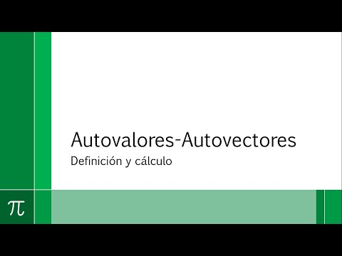 Autovalores y Autovectores 2 - Relación entre Multiplicidades from YouTube · Duration:  1 hour 5 minutes 52 seconds