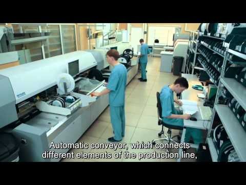 TechnoKom Company Video 2015-03 (Russian + English Subtitles)