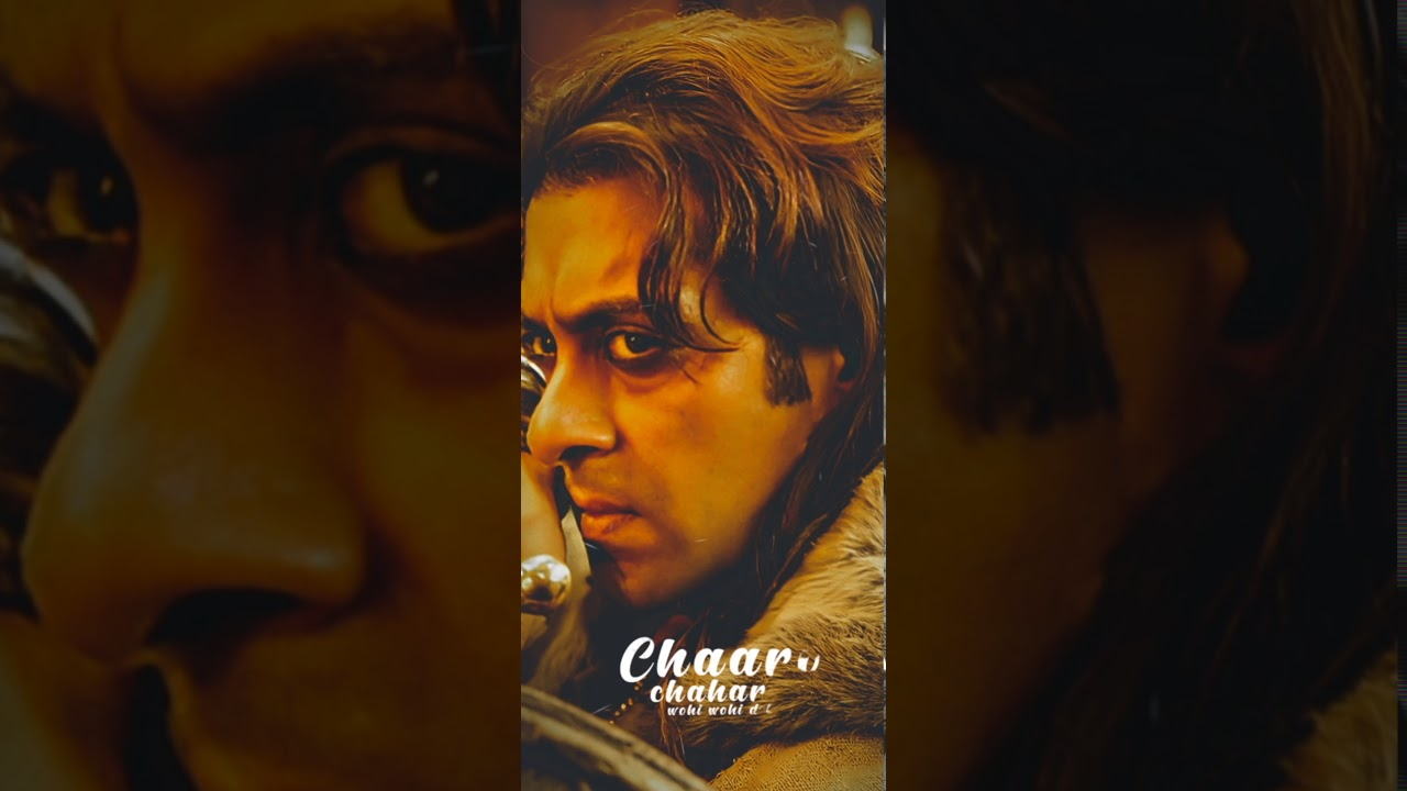 Salman Khan special Whatsapp Status video 😎😎    Salman Khan Whatsapp Status    Zakhmi Tiger Edits