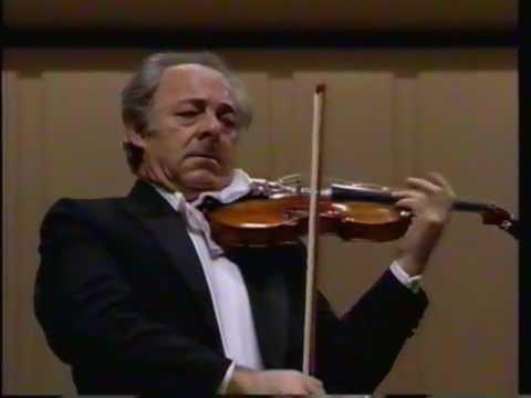 Mendelssohn: Violin Concerto in E minor, Op. 64, Violin: György Pauk, Conductor: Christian Ehwald