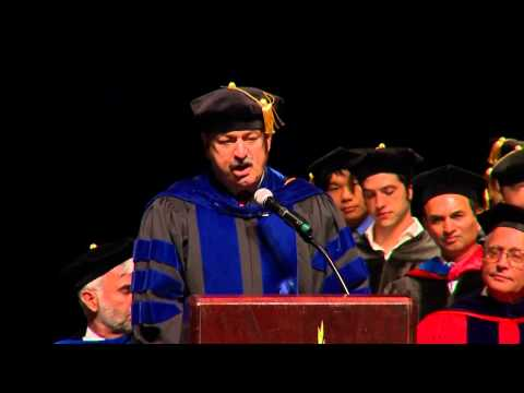 UC Berkeley College of Chemistry - 2013 Commencement Address