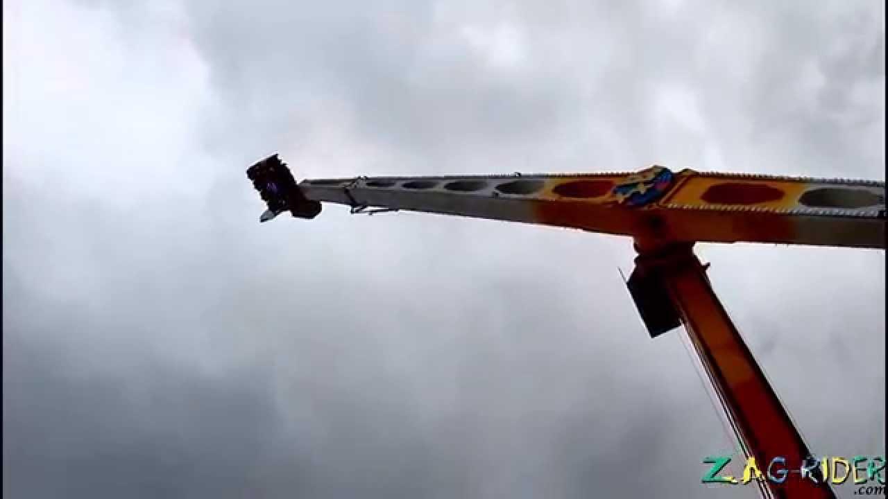 Le v maxx en video offride la foire du tr ne 2012 sous for Foire du trone en transport