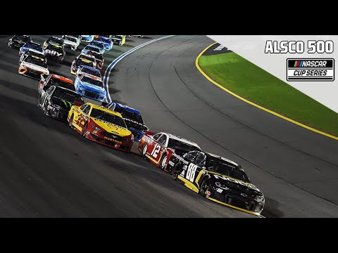 Alsco 500 : NASCAR Cup Series Full Race Replay | Charlotte Motor Speedway