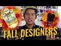 TOP 10 FALL FRAGRANCES 2018 - Designer Edition / Best Men's Fragrances