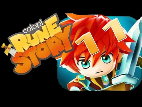 Rune Story Episode 11: A little bit of everything