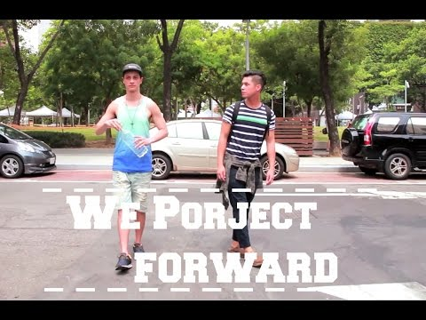 We project forward !!!