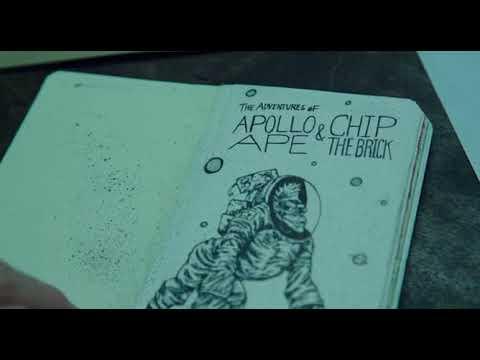 AMERICAN ULTRA 2015 FILM CLIPS APOLLO APE COMIC SCENE