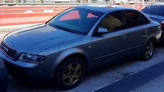 Ауди А4 В6 1.9TDI.  Оживление мертвеца.  Финал.  Audi A4 8E 2000-2007.