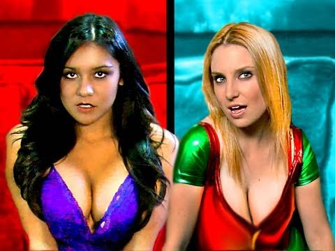 Hot Chicks in 3D thumbnail
