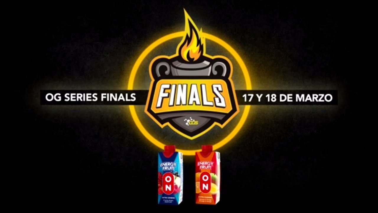 Resumen OGSeries Finals