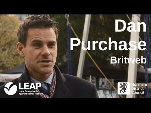 Britweb - Digital marketing and Web Development in Horsham   #taketheLEAP