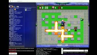 Super Bomberman 4 (english translation) - Super Bomberman 4 (SNES) - Netplay Tournament Matchup = Davideo7 vs pharroh - User video