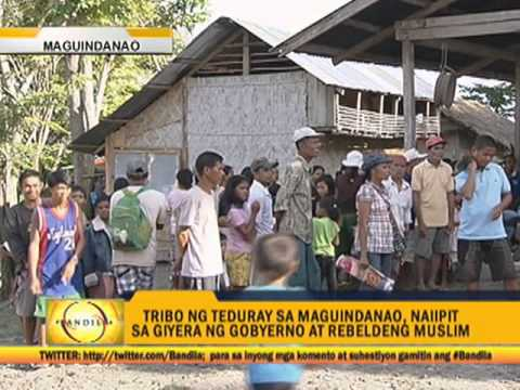 Mindanao tribe yearns for peace