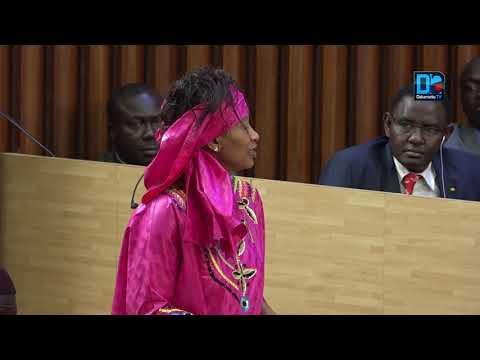 Assemblée nationale Les députés de l'opposition rejette le projet de loi et accuse le présiden