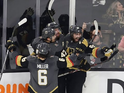 Oil Spills: The Golden Knights are darlings of the NHL playoffs