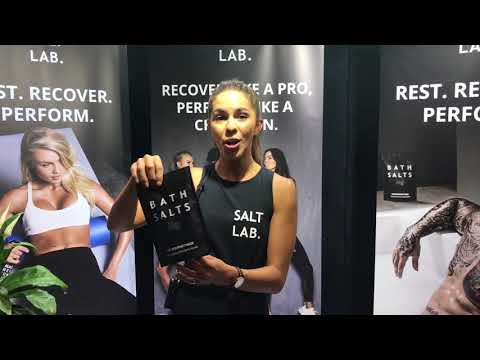 Salt Lab | Magnesium Oil Products | MBS Festival Melbourne