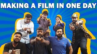 Making A Film In One Day | Bekaar Films | Other Naveed