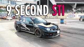Fastest Subaru in Colorado - 9 Second Subaru STi - 700WHP!