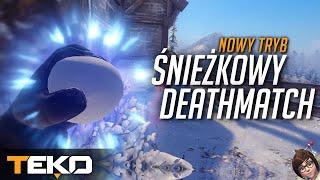 [NOWY TRYB] Śnieżkowy Deathmatch - Gameplay [Overwatch]